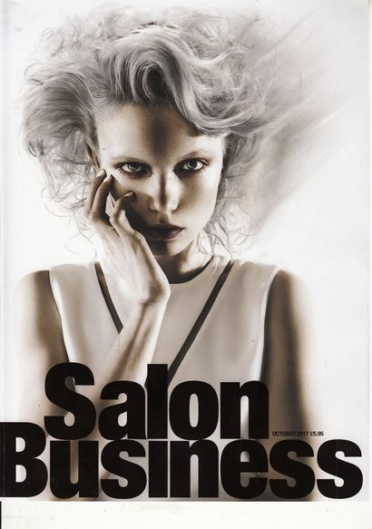 Salon Business Magazine Cover